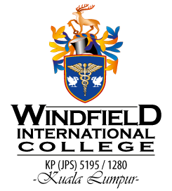 Kolej Antarabangsa Windfield Logo