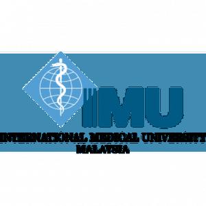 Universiti Perubatan Antarabangsa logo