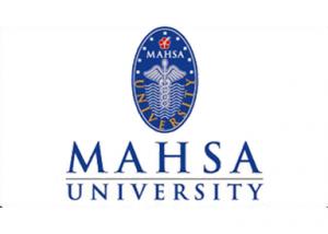 Logo Universiti MAHSA