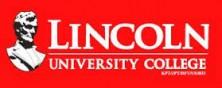 lincoln university college logo