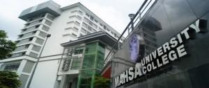 mahsa university campus