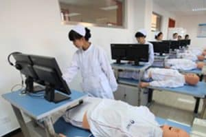 nursing college malaysia practical session
