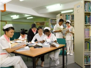 ramsay sime darby healthcare college library