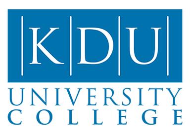 KDU University College Logo