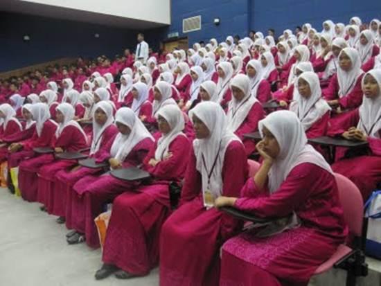 University College of Islam Melaka Students