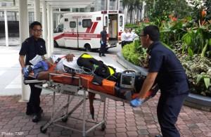 Diploma in paramedic science